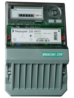 Счетчик электроэнергии Меркурий 231 AM
