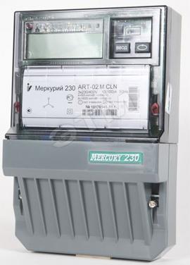 Счетчик электроэнергии Меркурий 230 ART
